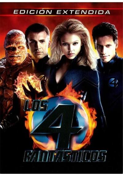 Los 4 Fantásticos - Edición Extendida (Fantastic Four)