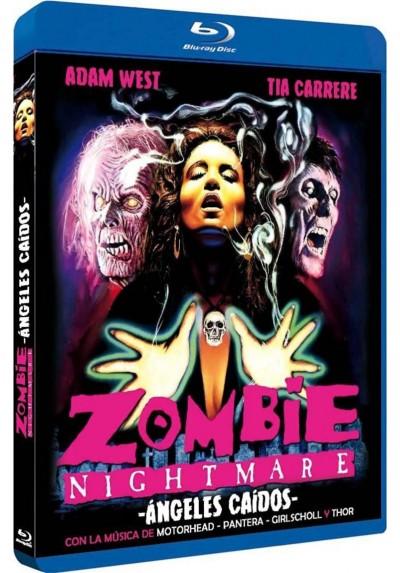 Angeles Caidos - Zombie Nightmare (Blu-Ray) (Bd-R) (Zombie Nightmare)