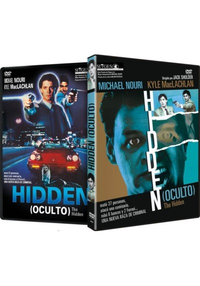 Hidden Lo Oculto (The Hidden)