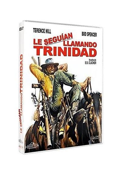 Le Seguian Llamando Trinidad (Continuavano A Chiamarlo Trinita)