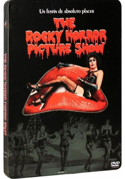 The Rocky Horror Picture Show - Estuche Metálico
