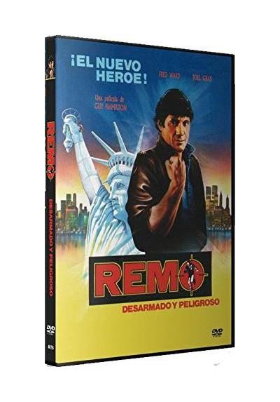 Remo, Desarmado Y Peligroso (Remo Williams: The Adventure Beginsaka)