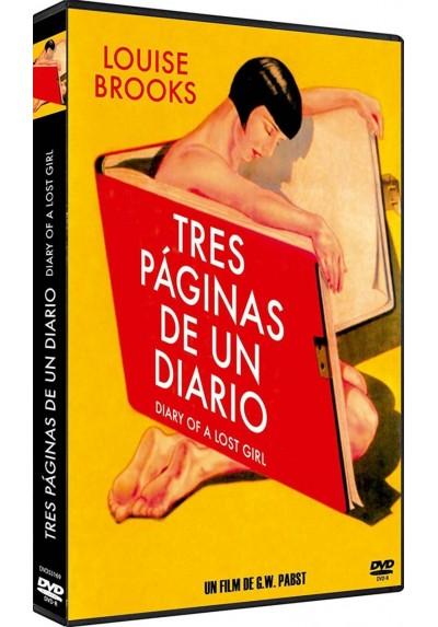 Tres Paginas De Un Diario (Dvd-R) (Tagebuch Einer Verlorenen)
