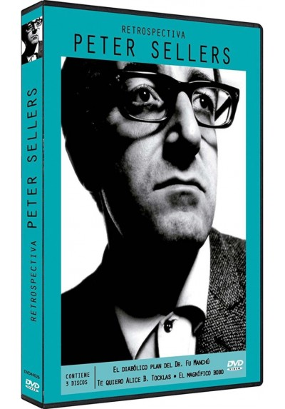 Pack Peter Sellers (Dvd-R)