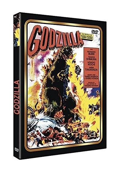 Godzilla (1956) (Godzilla, King Of The Monsters!)