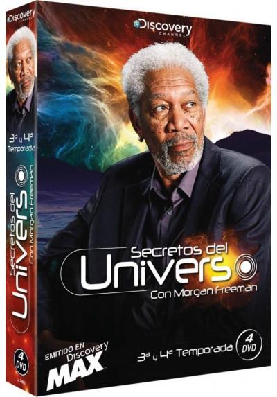 Pack Discovery Channel : Secretos Del Universo - 3ª Y 4ª Temporada