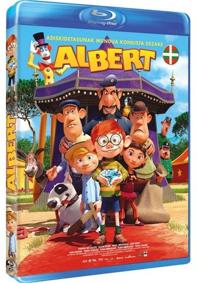 Albert (Blu-Ray) (Euskera)
