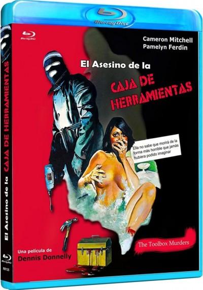 El Asesino De La Caja De Herramientas (The Toolbox Murders) (Blu-Ray) (Bd-R)