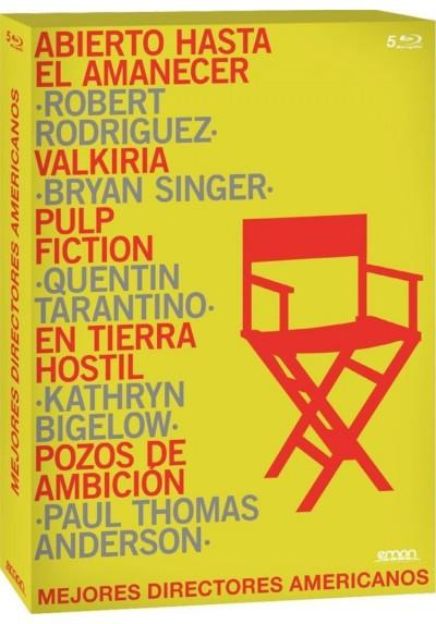 Pack Mejores Directores Americanos - Vol. 1 (Blu-Ray)