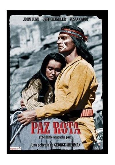 Paz Rota (Battle At Apache Pass)