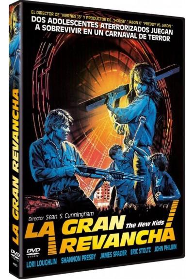 La Gran Revancha (1985) (The New Kids)