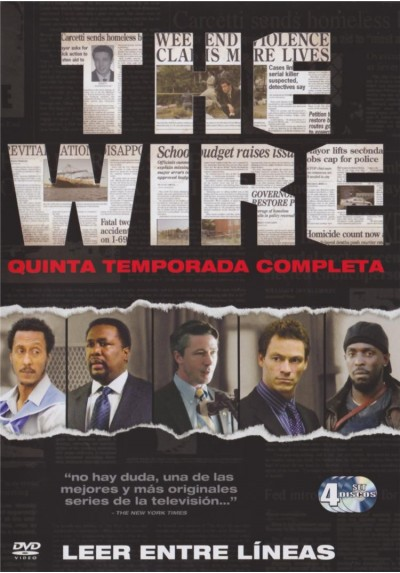 The Wire - 5ª Temporada