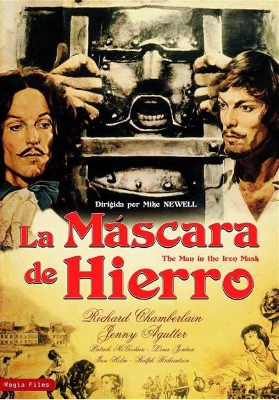 La Mascara De Hierro (1976) (The Man in the Iron Mask)