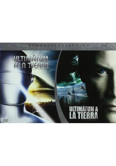 Remake Collection: Ultimátum a la Tierra (1951) y (2008)