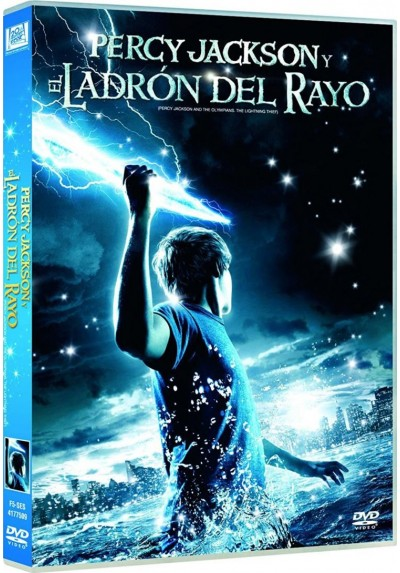 Percy Jackson Y El Ladron Del Rayo (Percy Jackson & The Olympians: The Lightning Thief)