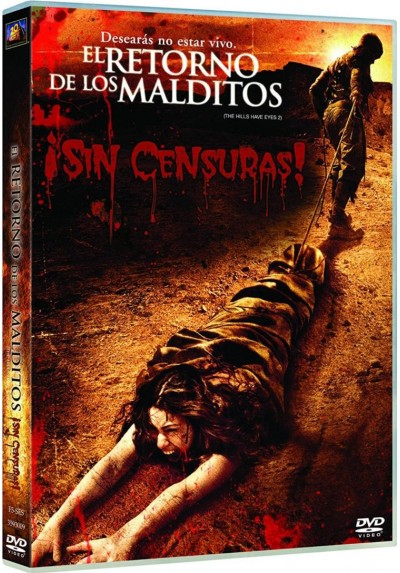 El Retorno De Los Malditos (The Hills Have Eyes II) Sin censura!
