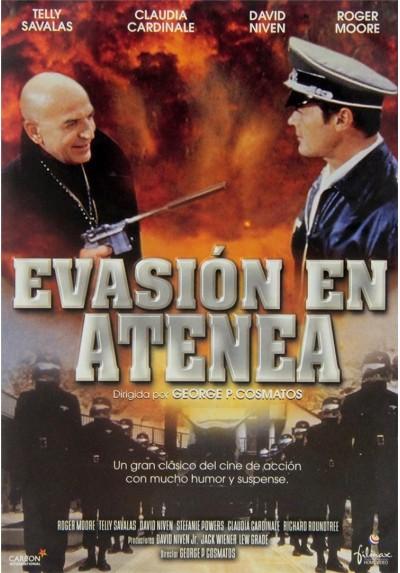 Evasion En Atenea