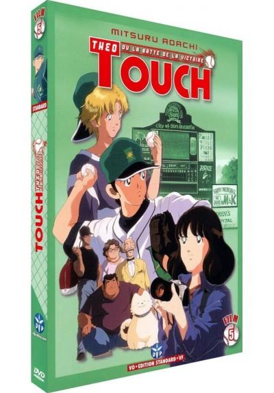 Touch (Bateadores) - Vol. 5 : Caminos Encontrados (Touch - Le Film 5)