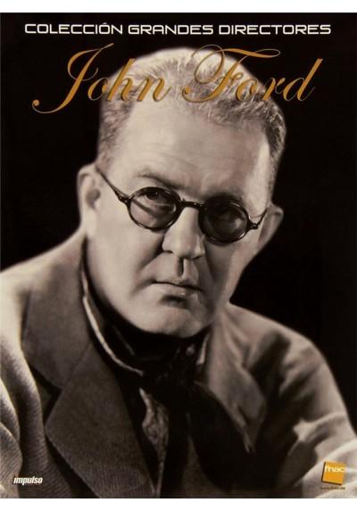 Pack John Ford + 2 Bandas sonoras + Libro