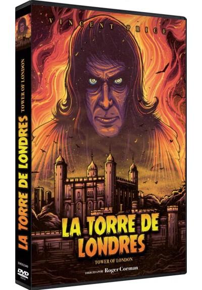 La Torre De Londres (Dvd-R) (Tower Of London)