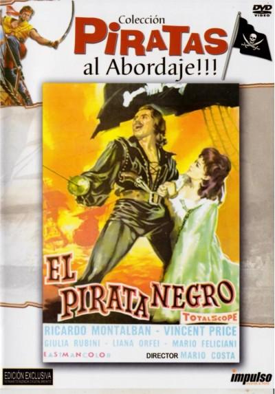 El Pirata Negro (Gordon, Il Pirata Nero)