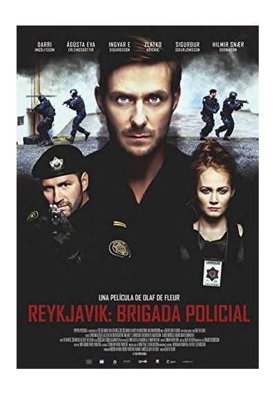 Reykjavik : Brigada Policial (Borgríki 2)