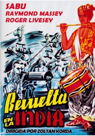 Revuelta En La India (The Drum)