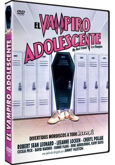 El Vampiro Adolescente (My Best Friend Is A Vampire)