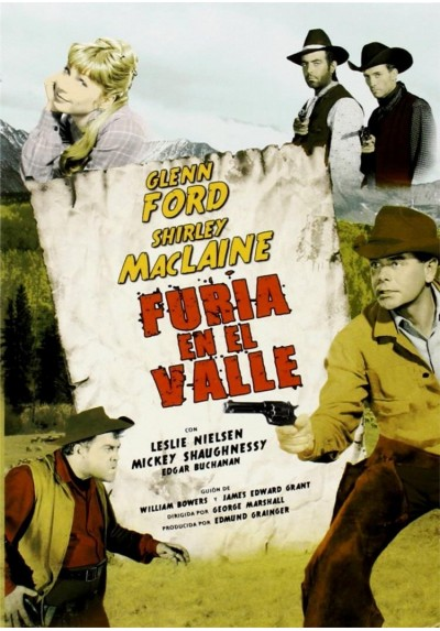 Furia En El Valle (The Sheepman)
