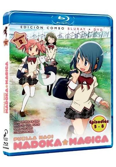 Puella Magi Madoka Magica - Vol. 2 (Blu-Ray + Dvd)