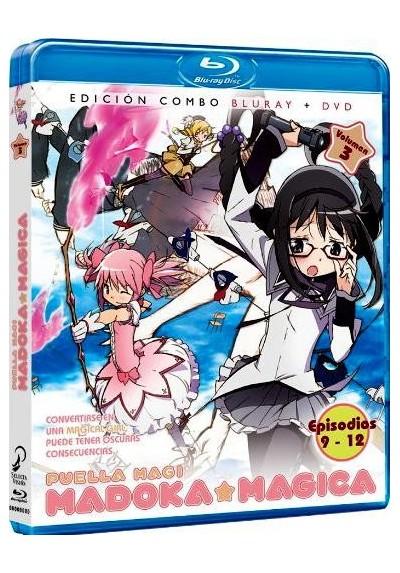 Puella Magi Madoka Magica - Vol. 3 (Blu-Ray + Dvd)