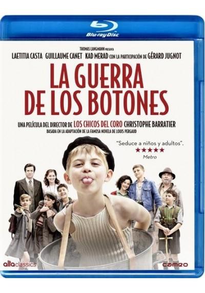 La Guerra De Los Botones (2011) (Blu-Ray) (La Nouvelle Guerre Des Boutons)