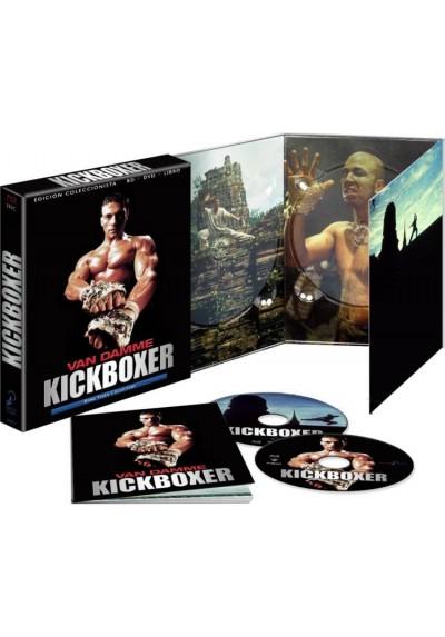 Kickboxer (Blu-Ray + Dvd + Libro) (Ed. Coleccionista)
