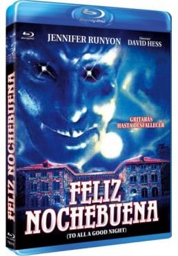 Feliz Nochebuena (Blu-ray) (To All a Good Night)