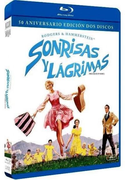 Sonrisas Y Lagrimas (Ed. 50 Aniversario) (Blu-Ray) (The Sound Of Music)