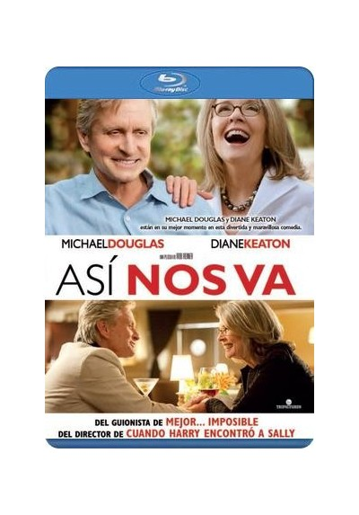 Así Nos Va (Blu-Ray) (And So It Goes)