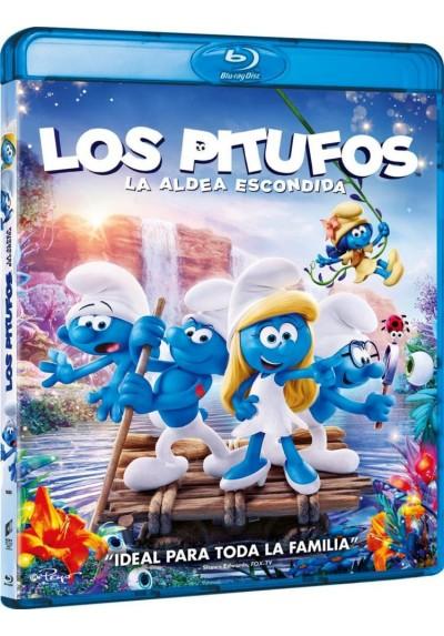 Los Pitufos : La Aldea Escondida (Blu-Ray) (Smurfs: The Lost Village)
