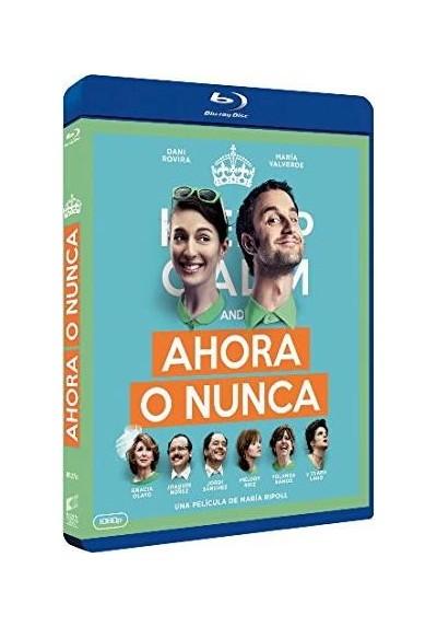 Ahora O Nunca (2015) (Blu-Ray)