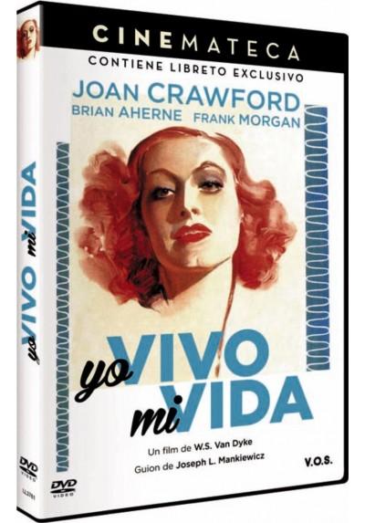 Cinemateca:Yo Vivo mi vida (I Live My Life) (V.O.S)