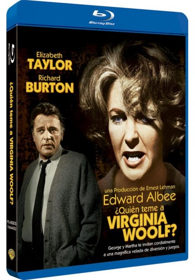 Quién Teme A Virginia Woolf? (Blu-Ray) (Who´s Afraid Of Virginia Woolf?)