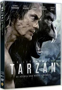 La Leyenda De Tarzan (The Legend Of Tarzan)