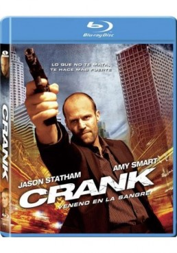 Crank - Veneno En La Sangre (Blu-Ray)