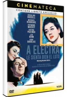 A Electra Le Sienta Bien El Luto (V.O.S.) (Mourning Becomes Electra)
