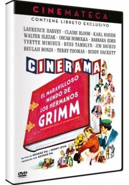 El Maravilloso Mundo De Los Hermanos Grimm (The Wonderful World Of The Brothers Grimm)