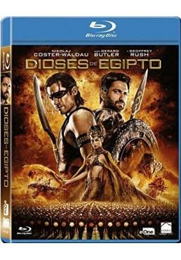 Dioses De Egipto (Blu-Ray) (Gods Of Egypt)