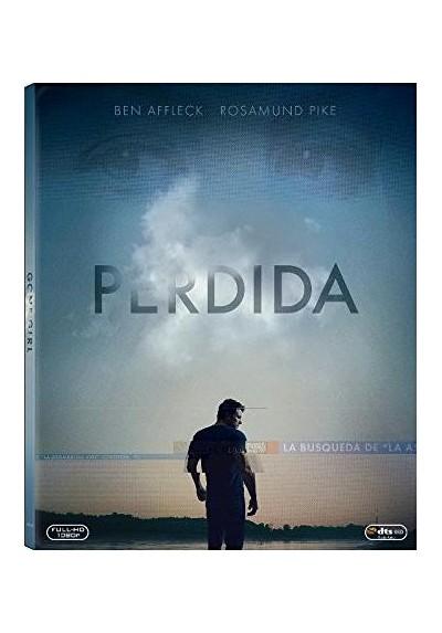 Perdida (Blu-Ray) (Gone Girl)