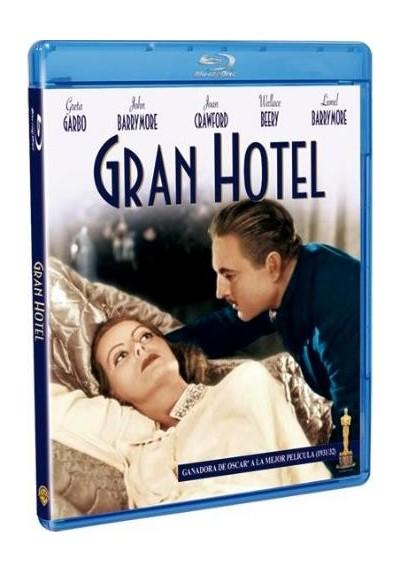 Gran Hotel (1932) (Blu-Ray) (Grand Hotel)