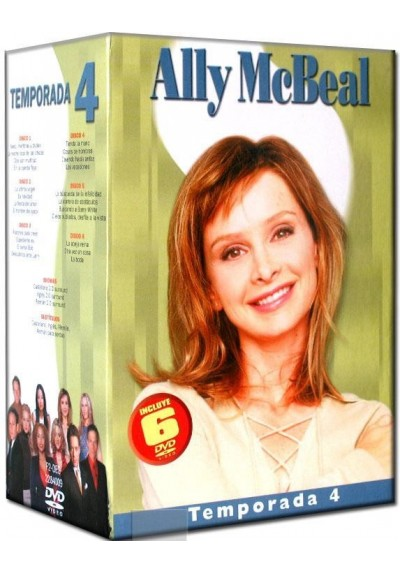 Ally McBeal - Cuarta Temporada