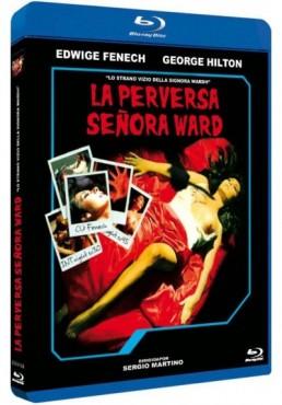 La Perversa Señora Ward (Blu-Ray) (Bd-R) (Lo Strano Vizio Della Signora Wardh)