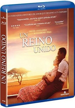 Un Reino Unido (Blu-Ray) (A United Kingdom)